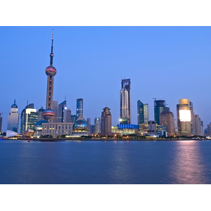 Bigstockphoto shanghai by night 2770560 300
